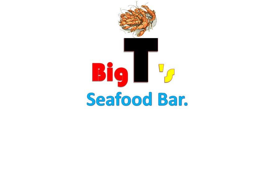 Kilpailutyö #3 kilpailussa Design a T-Shirt for Big T's Seafood