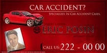 Graphic Design Contest Entry #141 for Design a billboard for Injury Attorney Eric Posin