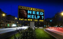 Graphic Design Contest Entry #91 for Design a billboard for Injury Attorney Eric Posin