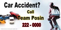Graphic Design Contest Entry #81 for Design a billboard for Injury Attorney Eric Posin