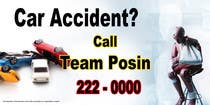 Graphic Design Contest Entry #85 for Design a billboard for Injury Attorney Eric Posin