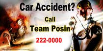 Graphic Design Contest Entry #75 for Design a billboard for Injury Attorney Eric Posin
