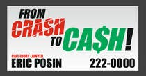 Graphic Design Contest Entry #120 for Design a billboard for Injury Attorney Eric Posin