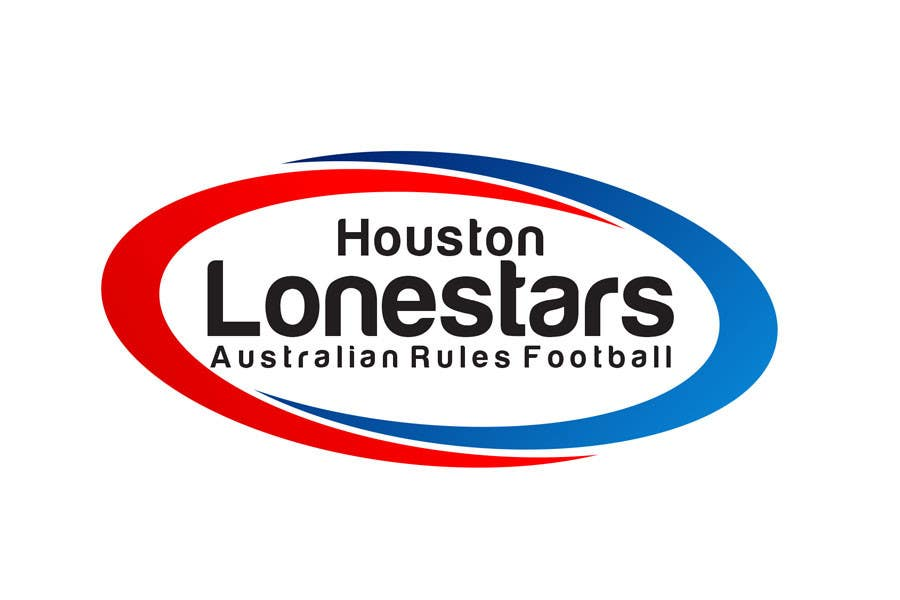 Contest Entry #                                        183                                      for                                         Logo Design for Houston Lonestars Australian Rules Football team