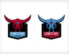 nº 8 pour Logo Design for Houston Lonestars Australian Rules Football team par firmacomdesign