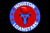 Graphic Design Contest Entry #99 for Logo Design for Houston Lonestars Australian Rules Football team