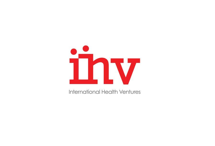 Konkurrenceindlæg #148 for Graphic Design for International Health Ventures (ihv)