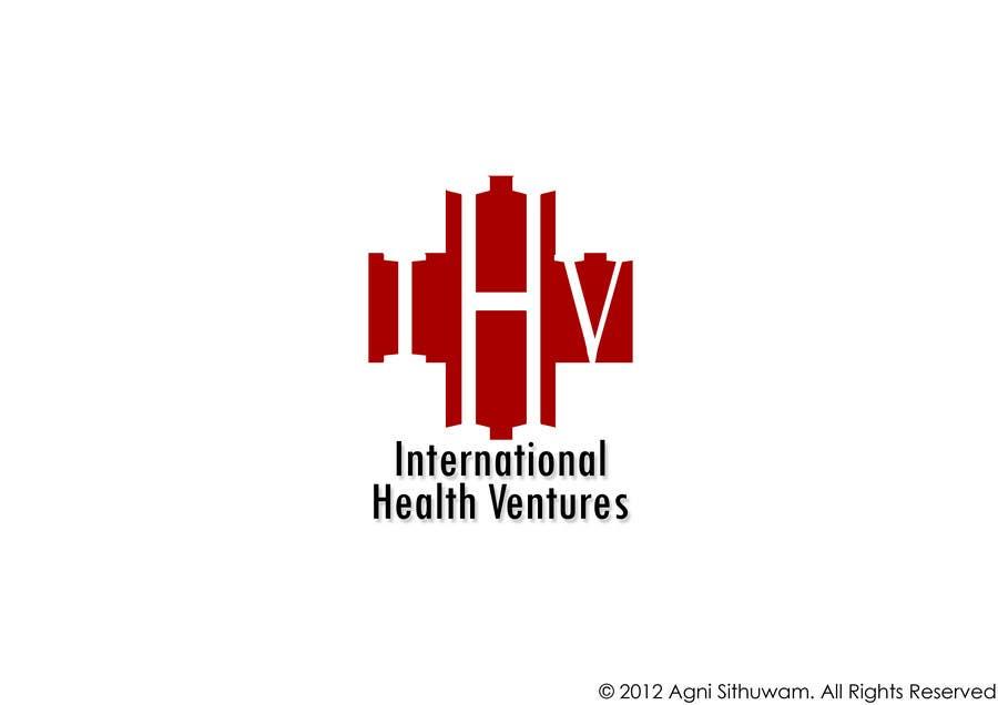 Konkurrenceindlæg #75 for Graphic Design for International Health Ventures (ihv)