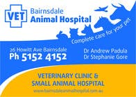 Graphic Design Entri Peraduan #39 for Graphic Design for Bairnsdale Animal Hospital