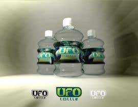 #46 for Design a Logo for Energy Drink - UFO TOTTLE by Woyislaw