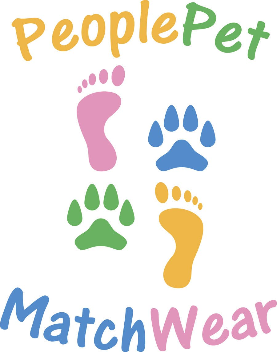 Inscrição nº                                         15                                      do Concurso para                                         Create custom Logo with my toddler hand print and dog paw print in colors with heart and font of letters