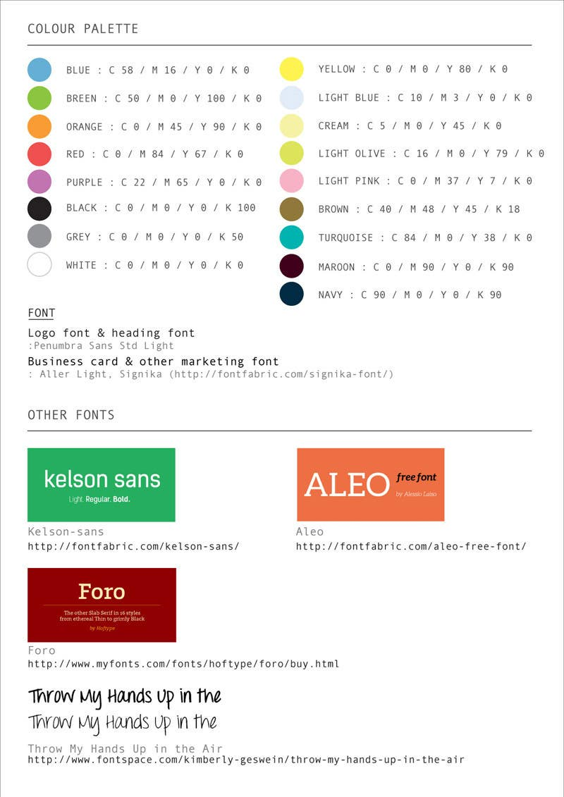 Contest Entry #13 for Easy Money Guys! Need a palette of colours and selection of fonts for our business.