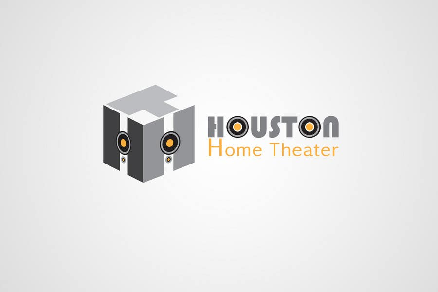 #42 for Graphic Design for Houston#Home%Theater$com by xzenashok