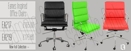 #3 for Design a Banner for Office Chairs by holspinks