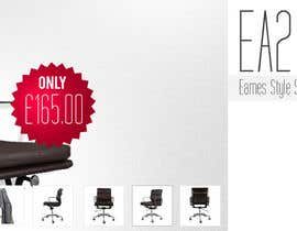 nº 11 pour Design a Banner for Office Chairs par jehuty50