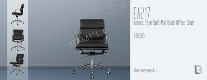 #1 for Design a Banner for Office Chairs by Anoyo