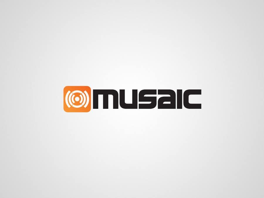 Contest Entry #                                        343                                      for                                         Logo Design for Musaic Ltd.