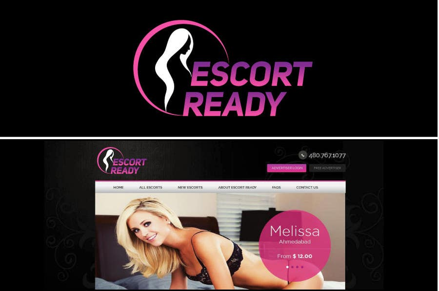 #6 for Design a Logo for my Escort Website by creativdiz