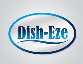 #4 para Logo Design for Dish washing brand - Dish - Eze por Jevangood