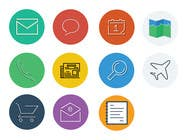 Contest Entry #21 for Design some Icons for Our apps