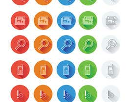 #27 for Design some Icons for Our apps by darefremov
