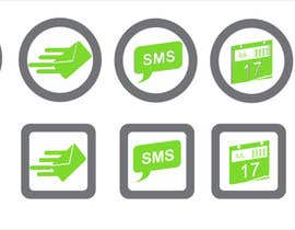 #18 for Design some Icons for Our apps by mgliviu