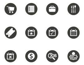 #7 for Design some Icons for Our apps by ilijabasica