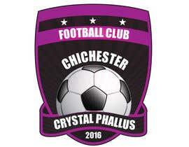 studioinsomnia tarafından Crystal Phallus FC club crest için no 10