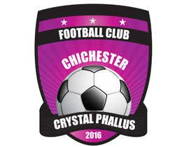 studioinsomnia tarafından Crystal Phallus FC club crest için no 12