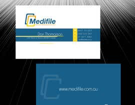 nº 51 pour Design some Business Cards for Medifile par sajikoliyadi