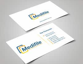 nº 18 pour Design some Business Cards for Medifile par ezesol