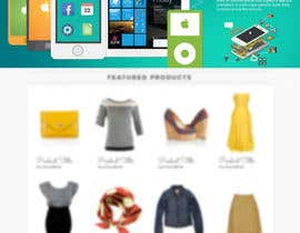 nº 10 pour I need some Graphic Design for my ecomerce website par webcloud9