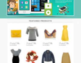 nº 27 pour I need some Graphic Design for my ecomerce website par webcloud9