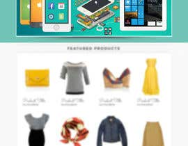 #30 untuk I need some Graphic Design for my ecomerce website oleh webcloud9