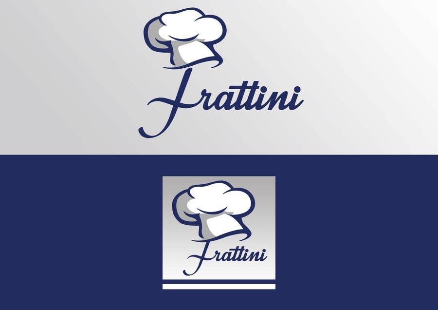 #78 for Design a Logo for Frattini Restaurant by jerrydkv