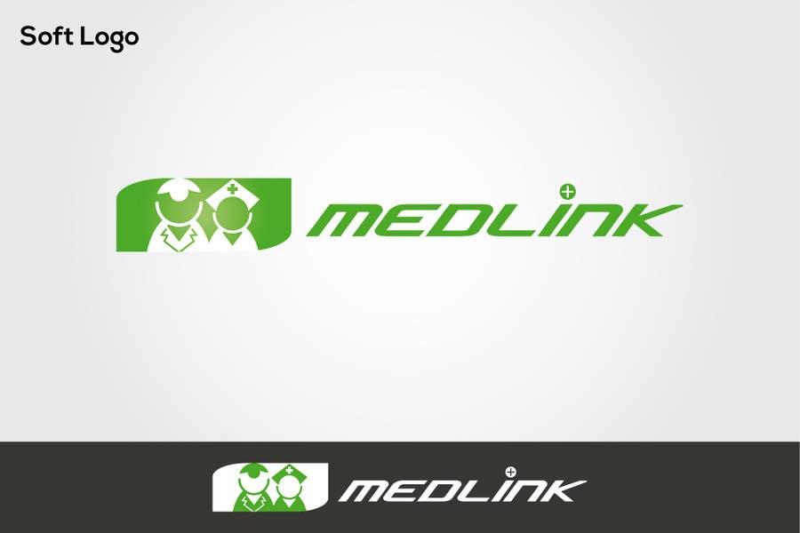 #42 for Design a Logo for medical software by mekuig