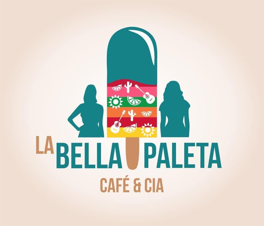 Entry 17 By Carlaschartner For Projetar Um Logo Paleteria Mexicana