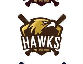 hawks softball logo freelancer rh freelancer com softball logo templates softball logo vector