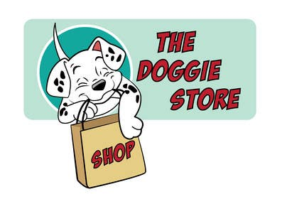 #75 untuk Design a Logo for an Online Dog Food & Accessories Store oleh ZenoDesign