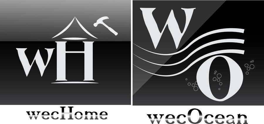 Bài tham dự cuộc thi #                                        21                                      cho                                         Two icons for two text logos
