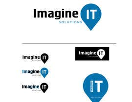 nº 215 pour Design a Logo for ImagineIT Solutions par advway