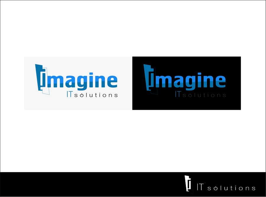 Proposition n°218 du concours Design a Logo for ImagineIT Solutions