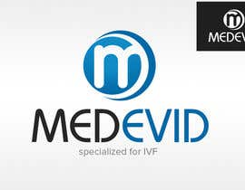 "nº 37 pour Design logo for Medical system named ""MedEvid"", specialized for IVF par geniedesignssl"