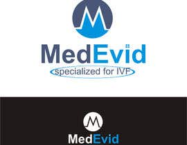 "#12 for Design logo for Medical system named ""MedEvid"", specialized for IVF af ibed05"