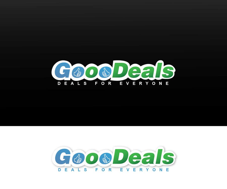 #61 for Logo Design for GoooDeals.com by saiyoni