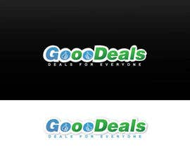nº 61 pour Logo Design for GoooDeals.com par saiyoni