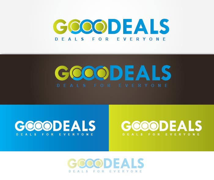 #101 for Logo Design for GoooDeals.com by saiyoni