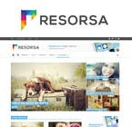 #587 for Design en logo for Resorsa by mariadesigns78