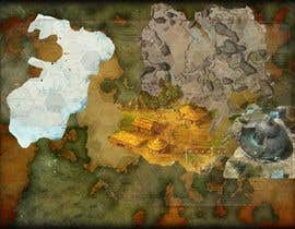 #4 para Game Board Design for Post-Apocalyptic Strategy Game por Shadow611
