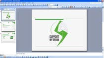 Graphic Design Inscrição do Concurso Nº1 para SMD - Layout for ppt-presentation of Dream/Golf Website